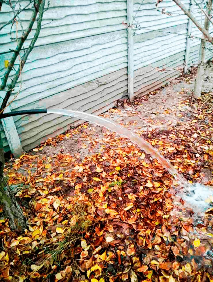 монтаж водопровода в Харькове